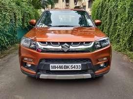 Maruti Suzuki Vitara Brezza ZDi - AMT Diesel (Automatic), 2019, Dies..