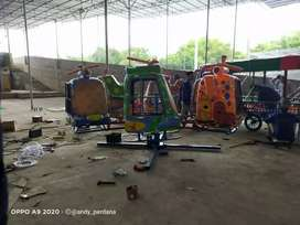 EF komedi heli new fullset odong waterboom