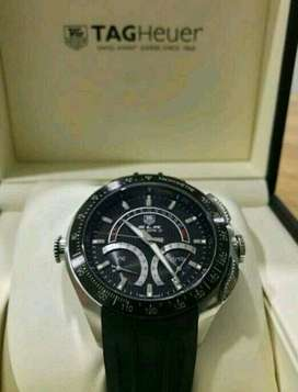Tag Heuer Mercedes Benz Mercy SLR Edition Calibre S Electro-mechanical