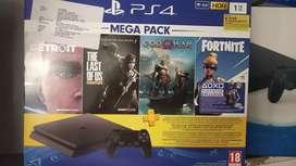 Ps4 1tb mega pack read description
