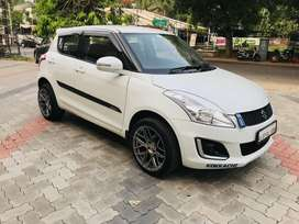 Maruti Suzuki Swift VXI, 2017, Petrol