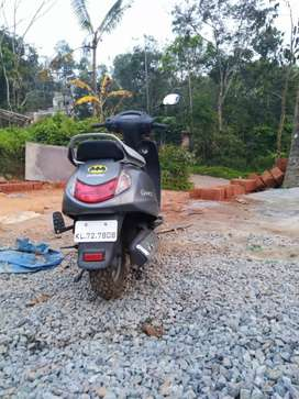 Good condition, low km driven,