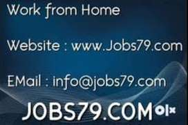 Hiring people for Data entry work/work from home near Lakshmi naga