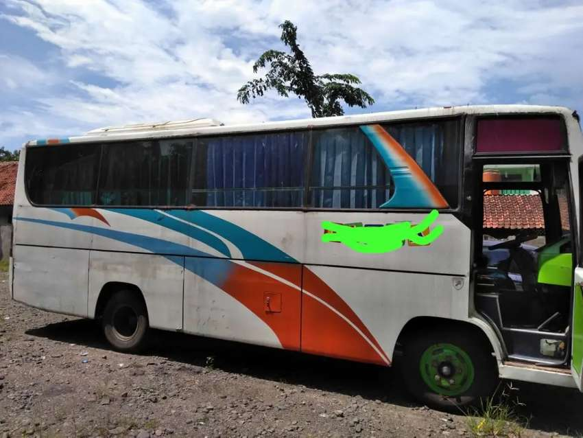 Bus ps135 chasis bus th 2006