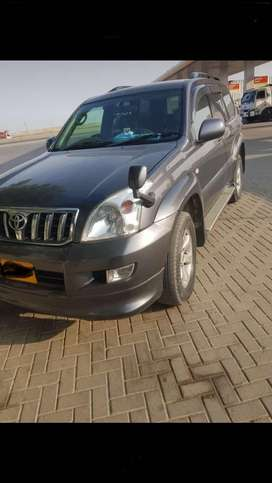 Toyota prado TX model 2004 registerd in 2008 all genuin