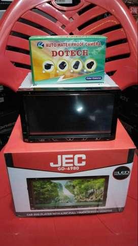 paket tv layar tv camera bonus pemasangan di mobil agan