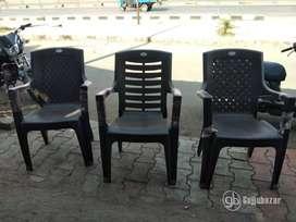 Plastic chair Brand new
