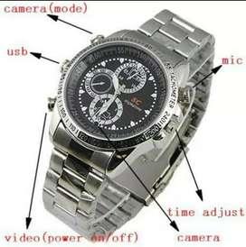 Wrist Watch with Spy Camera (brand new