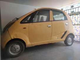 Tata Nano 2010 Petrol 56000 Km Driven