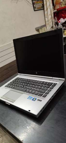 Hp 8470p cor i5 laptop 4 gb 500 gb dvd in 11999 only