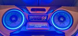 Box audio custom minimalist avanza/xenia