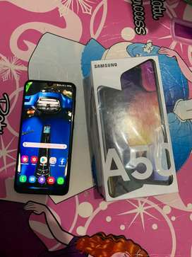 Samsung a50 black