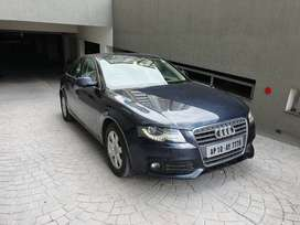 Audi A4 multitronic 2.0 Diesel automatic, high end sunroof at Rs.14.5L