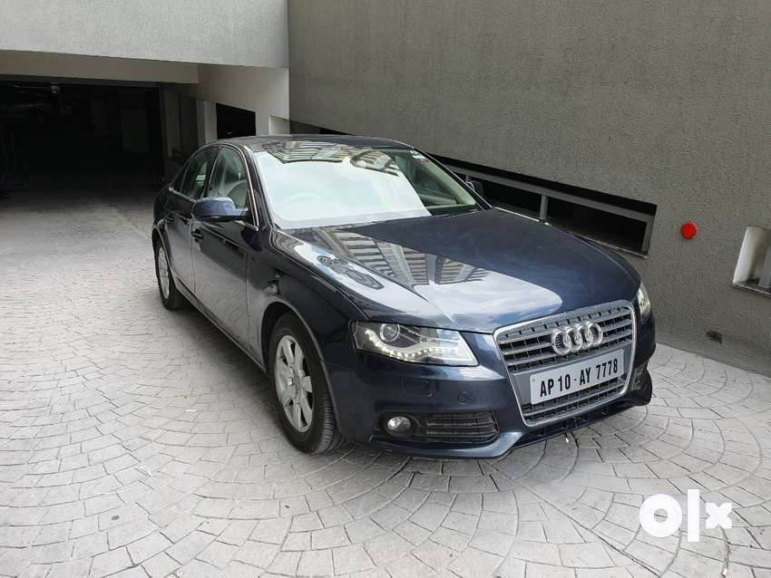 Audi A4 multitronic 2.0 Diesel automatic, high end sunroof at Rs.11.8L 0
