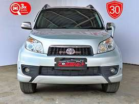 Toyota Rush S trd sportyvo a/t 2015 Silver