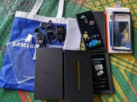 Samsung Galaxy Note 9 Ram6GB/128GB Mulus97% FulsetOri GaransiOn BisaTT