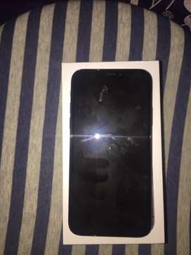 IPHONE X 256 GB Ex -Inter Black