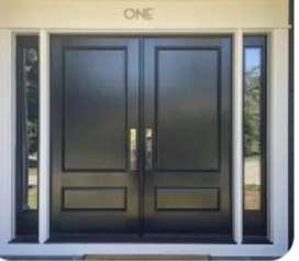 Kusen & pintu doble