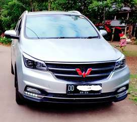 Wuling Cortez 1.8L GMT Silver thn 2018 (September)