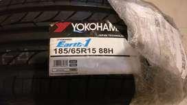 Yokohama Earth-1 185/65 R15 88H Single Tyre