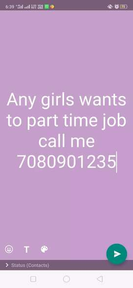 Job for only girl