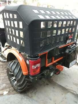 Guru Nanak jeep bazar