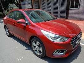 Hyundai Verna Fluidic 1.6 CRDi SX Automatic, 2017, Diesel