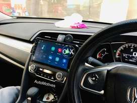 Civic X Android Panel
