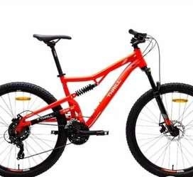 Sepeda Gunung MTB Thrill Oust 2.0/Thrill Oust 2