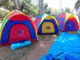 Tenda keong mainan anak-anak