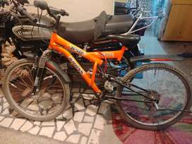 Kross K50 cycle with power break and gear