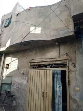 Double story 3 marla house for sell price 55 lac