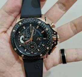 Di jual jam tangan AC 9502 dan 9205 semua warna ready hitam,standlish