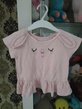 Baju anak bermerk murah