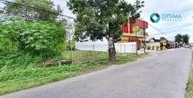 Tanah disewakan untuk usaha dekat sanata dharma instiper maguwo