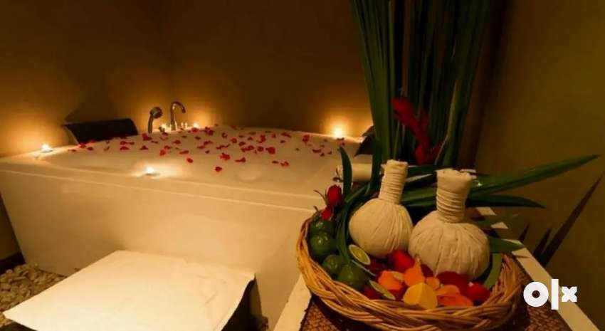 Urgent Required female spa therapist and receptionist