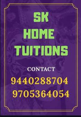 SK HOME and ONLINE TUITIONS