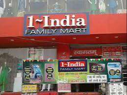 Job opening in 1 India family mart in lucknow location