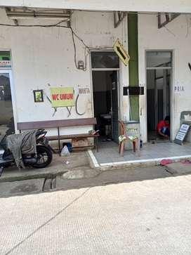 MCK. Pasar Ciseeng