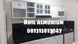 Kitchen set almunium