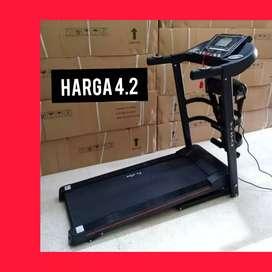 gratis ongkir treadmill treadmill elektrik incline otsu C-08