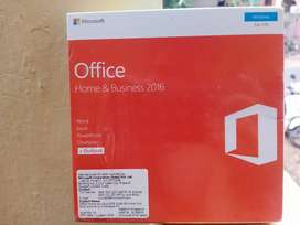 Ms office home and business 2016