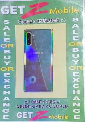 Samsung Galaxy Note 10 Aura Glow 8/256 GB