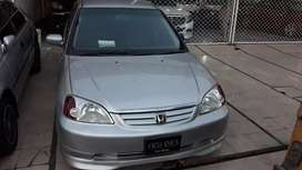 Civic 2001 khi number sell urjently