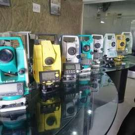 Used Total Station RTK GNSS Auto Levels Survey Party Available