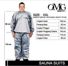Sauna suit jumbo