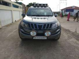 Mahindra XUV500 2011-2015 W8 4WD, 2013, Diesel