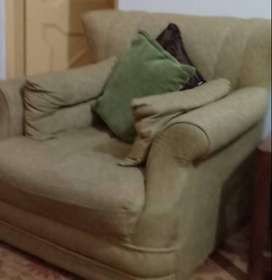 Five seater sofa is available