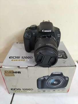 Canon 1200D Fullshet box