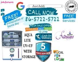 jahfvowre best WATER purifier UF UV ultra filtration led.  FREE 5 SERV